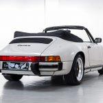 Porsche 911 Carrera cabrio grijs-8414