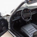 Porsche 911 Carrera cabrio grijs-8417