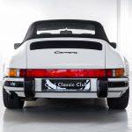 Porsche 911 Carrera cabrio grijs-8435
