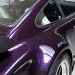 Porsche Turbo paars-8612