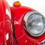 Volkswagen Kever cabrio rood-8351