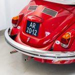 Volkswagen Kever cabrio rood-8360