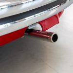 Volkswagen Kever cabrio rood-8362
