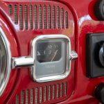 Volkswagen Kever cabrio rood-8374