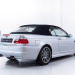 BMW M3 E46 cabrio zilver-4257