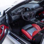 BMW M3 E46 cabrio zilver-4267