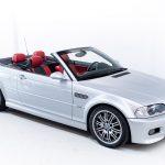 BMW M3 E46 cabrio zilver-4283