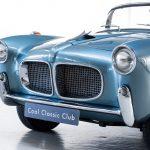 Fiat 1100TV Spider blauw-5979