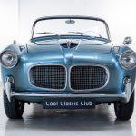 Fiat 1100TV Spider blauw-5982