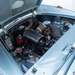 Fiat 1100TV Spider blauw-5988
