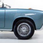 Fiat 1100TV Spider blauw-5990