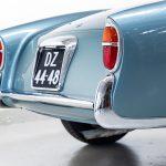 Fiat 1100TV Spider blauw-5995