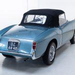 Fiat 1100TV Spider blauw-6015