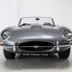 Jaguar E-Type cabrio grijs-6176