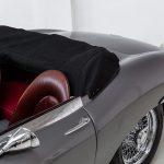 Jaguar E-Type cabrio grijs-6178