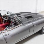 Jaguar E-Type cabrio grijs-6188