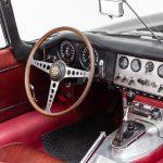 Jaguar E-Type cabrio grijs-6191