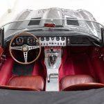 Jaguar E-Type cabrio grijs-6192