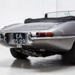Jaguar E-Type cabrio grijs-6210