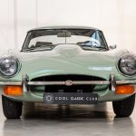 Jaguar E-Type groen-9671