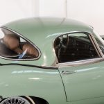 Jaguar E-Type groen-9695
