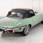 Jaguar E-Type groen-9738