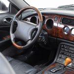 Jaguar XK8 zilver-9453