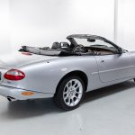 Jaguar XK8 zilver-9461