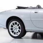 Jaguar XK8 zilver-9463