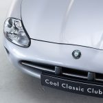 Jaguar XK8 zilver-9474