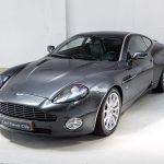 Aston Martin Vanquish S Grijs-7564