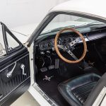 Ford Mustang Wit-7483