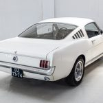 Ford Mustang Wit-7497