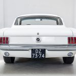 Ford Mustang Wit-7499