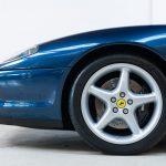 Ferrari 550 Maranello blauw-8980