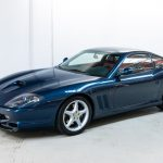 Ferrari 550 Maranello blauw-8981