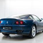 Ferrari 550 Maranello blauw-8994