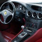 Ferrari 550 Maranello blauw-9004