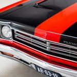 Pontiac RoadRunner rood-0188