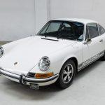 Porsche 911E wit-9128