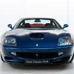 Ferrari 550 Maranello blauw-8970
