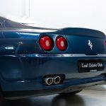 Ferrari 550 Maranello blauw-8988