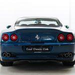 Ferrari 550 Maranello blauw-8992
