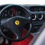 Ferrari 550 Maranello blauw-8999