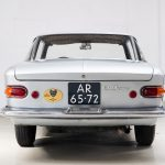 Fiat 2300s Coupe zilver-9211