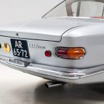 Fiat 2300s Coupe zilver-9213