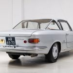 Fiat 2300s Coupe zilver-9214