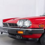 Jaguar XJS rood-5717