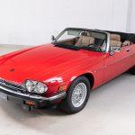 Jaguar XJS rood-5743