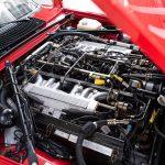 Jaguar XJS rood-5746